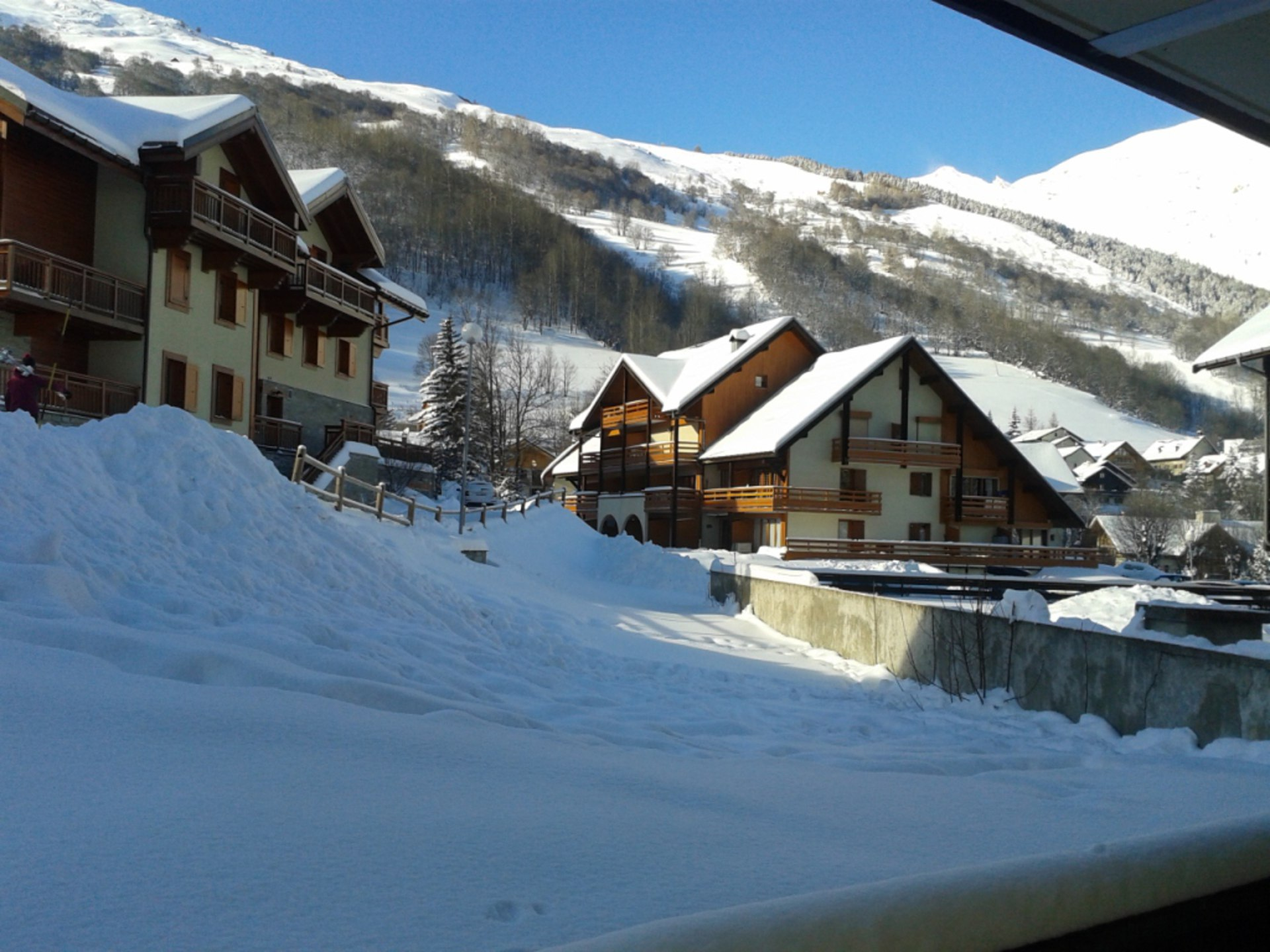 Appartements Plan Soleil Valloire Alpes du Nord